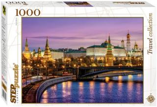 Пазл «Москва. Набережная» 1000 элементов