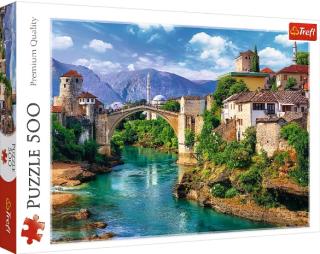 Пазл «Старый Мост в Мостаре» 500 элементов