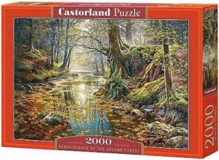 Пазл «Осенний лес» 2000 элементов