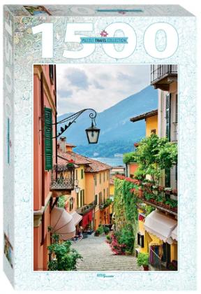 Пазл «Италия. Вид на озеро Комо» 1500 элементов