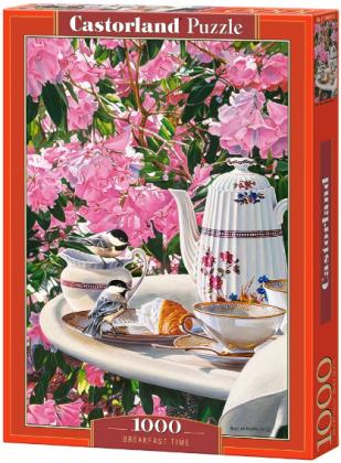 Пазл «Завтрак» 1000 элементов