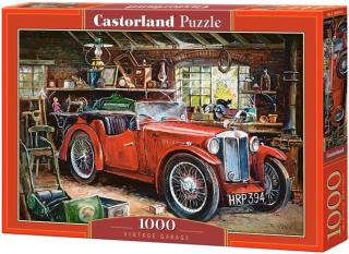 Пазл «Винтажный гараж» 1000 элементов