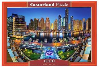 Пазл «Район Марина, Дубай» 1000 элементов
