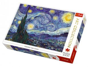 Пазл Звездная ночь Ван Гог Art Collection 1000 элементов