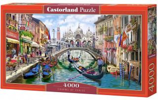 Пазл «Шарм Венеции» 4000 элементов