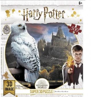 Пазл Super 3D Harry Potter «Букля» 500 элементов