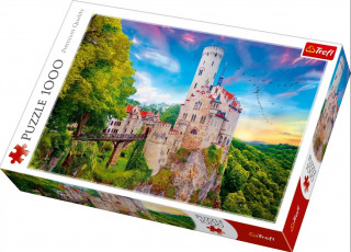 Пазл Замок Лихтенштейн 1000 элементов