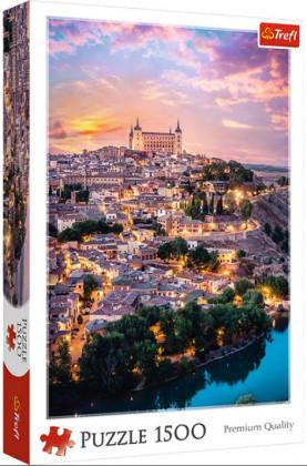 Пазл «Толедо. Испания» 1500 элементов