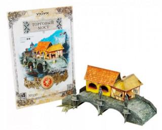Торговый мост. Средневековый город
