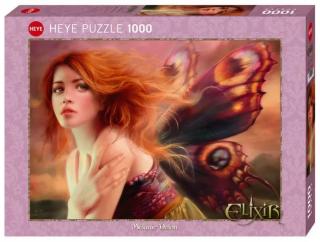Пазл Фея с крыльями бабочки Delon 1000 деталей Heye 29612