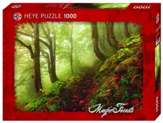 Пазл Тропа Magic forests 1000 деталей