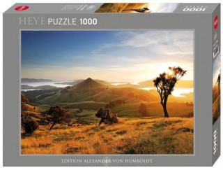 Пазл Пейзаж на закате Alexander van Humboldt 1000 деталей