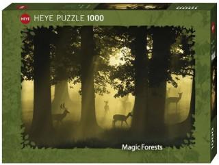 Пазл Олени Magic forests 1000 деталей