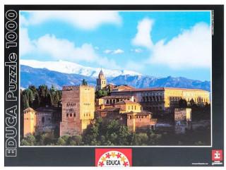 Пазл Замок Алхамбра Гранада 1000 деталей