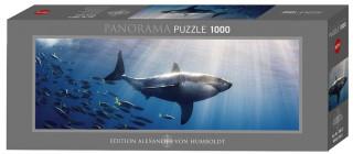 Пазл Белая акула 1000 деталей