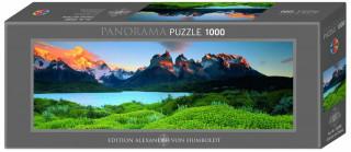 Пазл Cuernos del Pain Alexander van Humboldt 1000 деталей