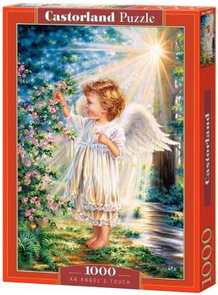 Пазл Прикосновение ангела 1000 элементов Castorland