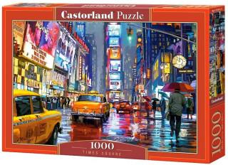 Пазл Тайм-сквер, г Нью-Йорк 1000 элементов Castorland