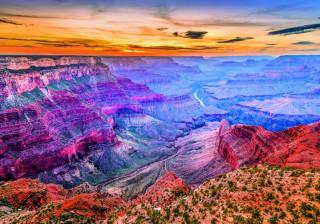 Пазл «США. Аризона. Большой каньон» 4000 элементов