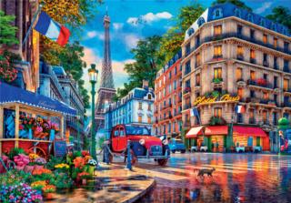 Пазл «Париж. Франция» 3000 элементов