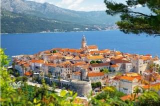 Пазл Хорватия 3000 элементов Castorland