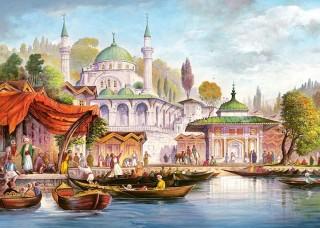 Пазл Стамбул 3000 элементов Castorland
