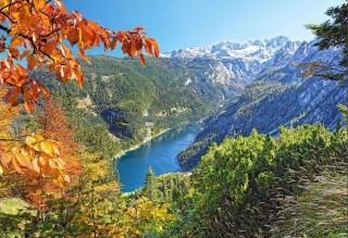 Пазл Озеро в Альпах 2000 элементов Castorland