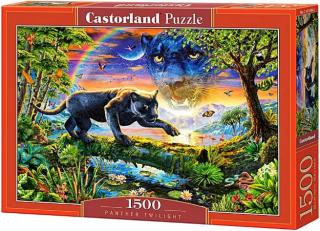 Пазл Пантера 1500 элементов Castorland