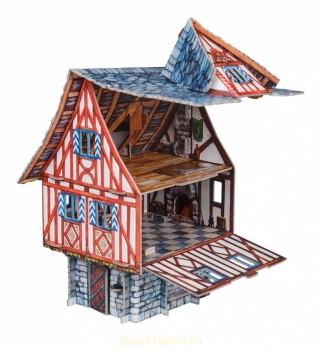 Модель Дом купца (Умная Бумага) Умная бумага