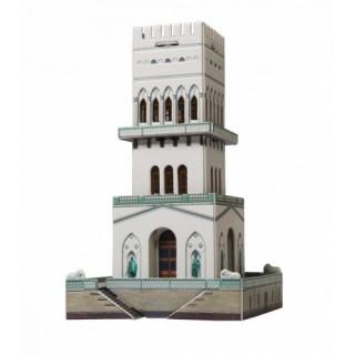 Модель Белая башня Умная бумага