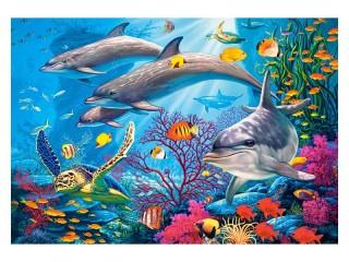 Пазл Секреты рифа 1500 элементов Castorland