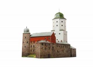 Выборгский замок (Умная Бумага) Умная бумага