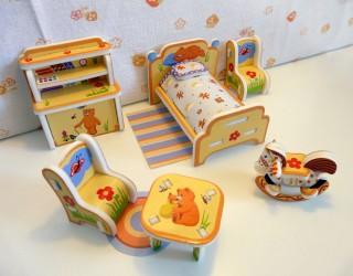 Детская мебель (Умная Бумага) Умная бумага