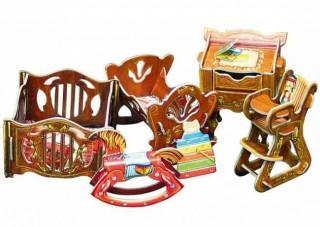 Коллекционный набор мебели Детская