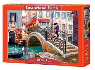 Пазл Мост Венеция 2000 элементов Castorland