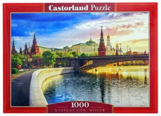 Пазл Набережная Москва 1000 элементов Castorland