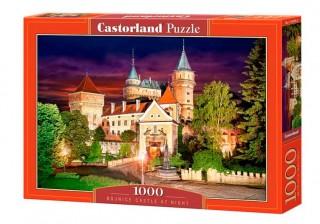 Пазл Замок ночью 1000 элементов Castorland