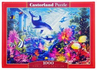 Пазл Подводный мир 1000 элементов Castorland