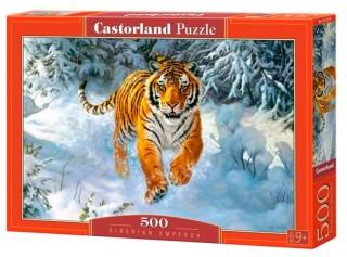 Пазл Амурский тигр 500 элементов Castorland