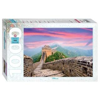 Пазл Великая Китайская стена 1000 элементов Step Puzzle