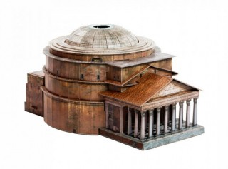 Римский пантеон Умная Бумага