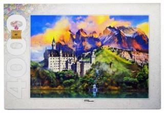 Пазл Бавария 4000 элементов Step Puzzle