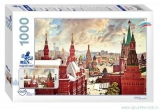 Пазл Родной край Москва 1000 элементов Step Puzzle