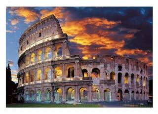 Пазл Колизей,Рим 1500 элементов Trefl