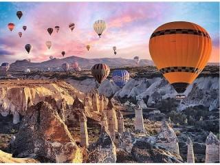 Пазл Воздушные шары над Каппадокией 3000 элементов Trefl