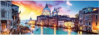 Пазл Гранд-канал, Венеция панорамный 1000 элементов Trefl