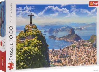 Пазл Рио-де-Жанейро 1000 элементов Trefl