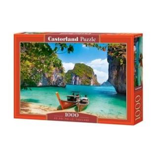 Пазл Таиланд 1000 элементов Castorland