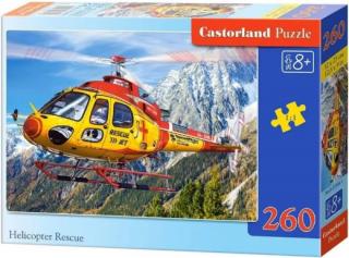 Пазл Вертолет 260 элементов Castorland