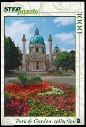 Пазл Австрия Вена 3000 элементов Step Puzzle
